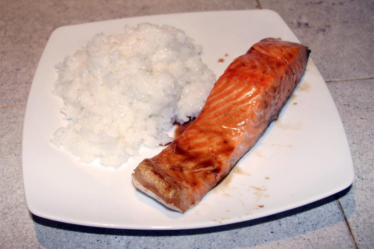 Recette du saumon Yakitori | La cuisine Japonaise on