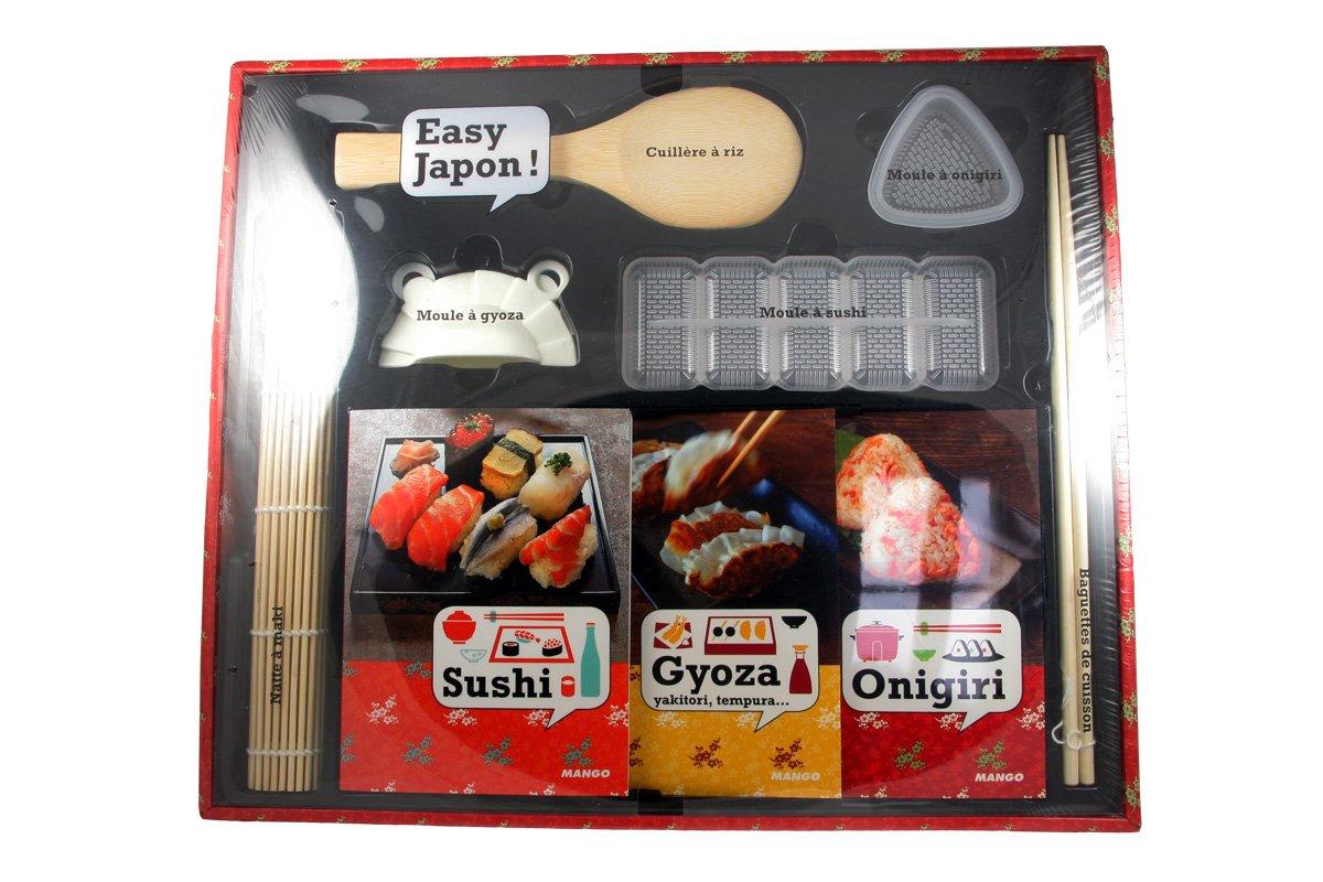 de nouveaux livres de recettes japonaises et un coffret pour no l la cuisine japonaise. Black Bedroom Furniture Sets. Home Design Ideas
